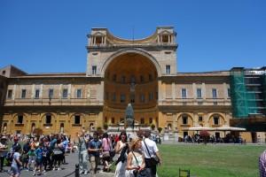 Vatican Architecture 3