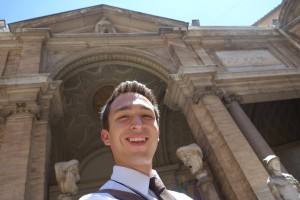 Vatican Selfie