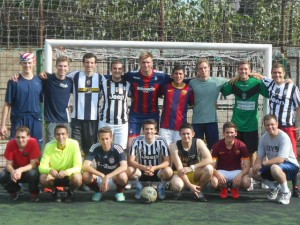 Zone soccer, Palermo Zone, October, 2015 (photo from Anziano Cannons' blog)