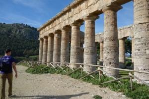 Ruins at Segesta, Sicily