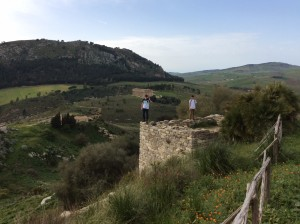 Segesta excursion, Feb 22, 2016