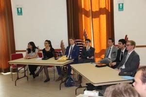 Taranto Zone specialized training, March, 2016