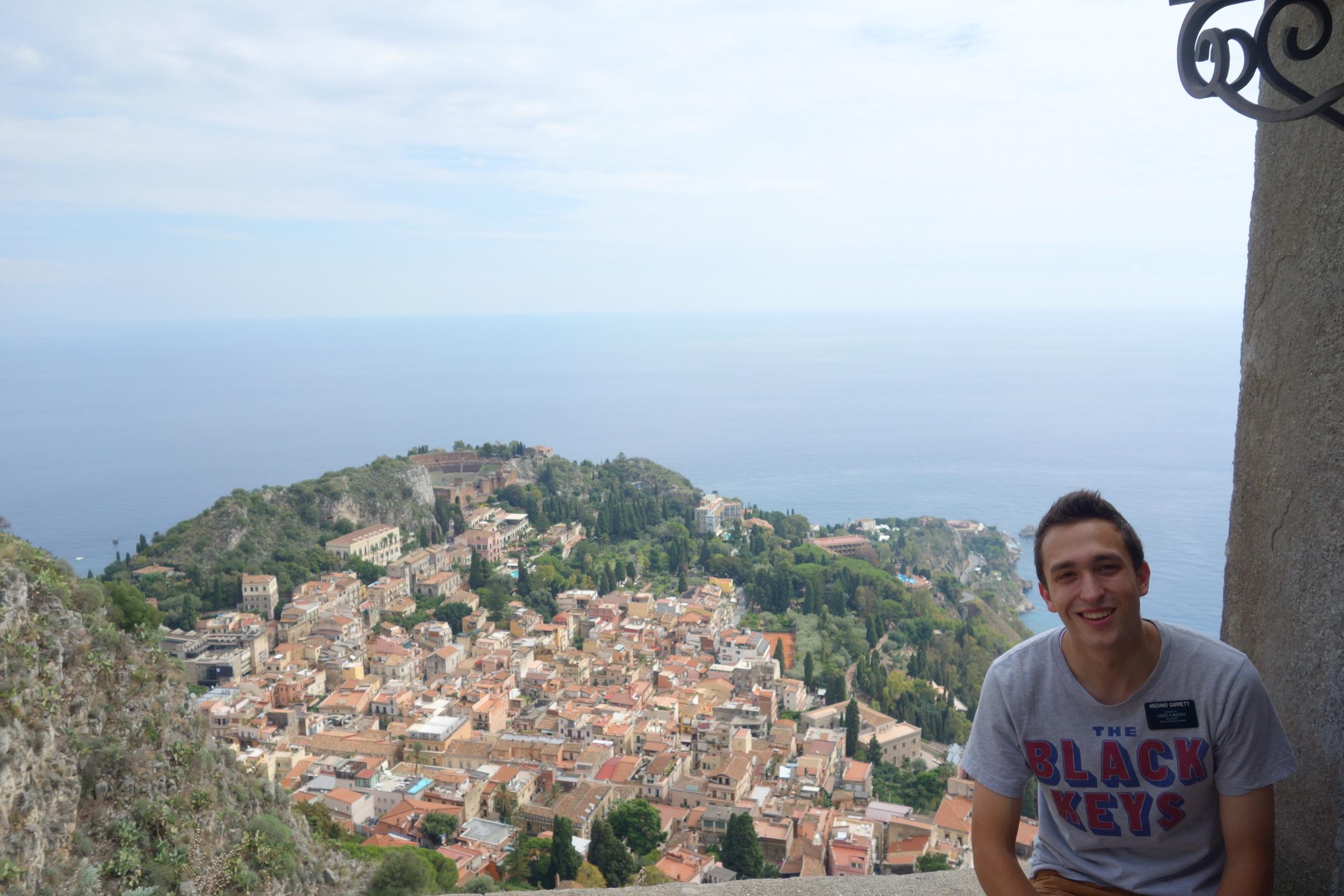 Second Taormina excursion