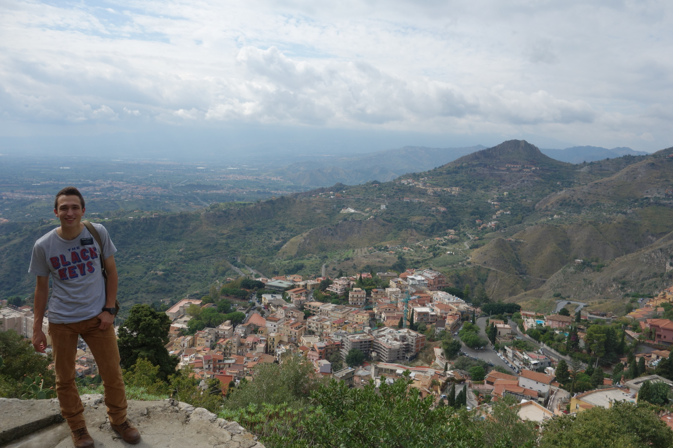 Second Taormina excursion