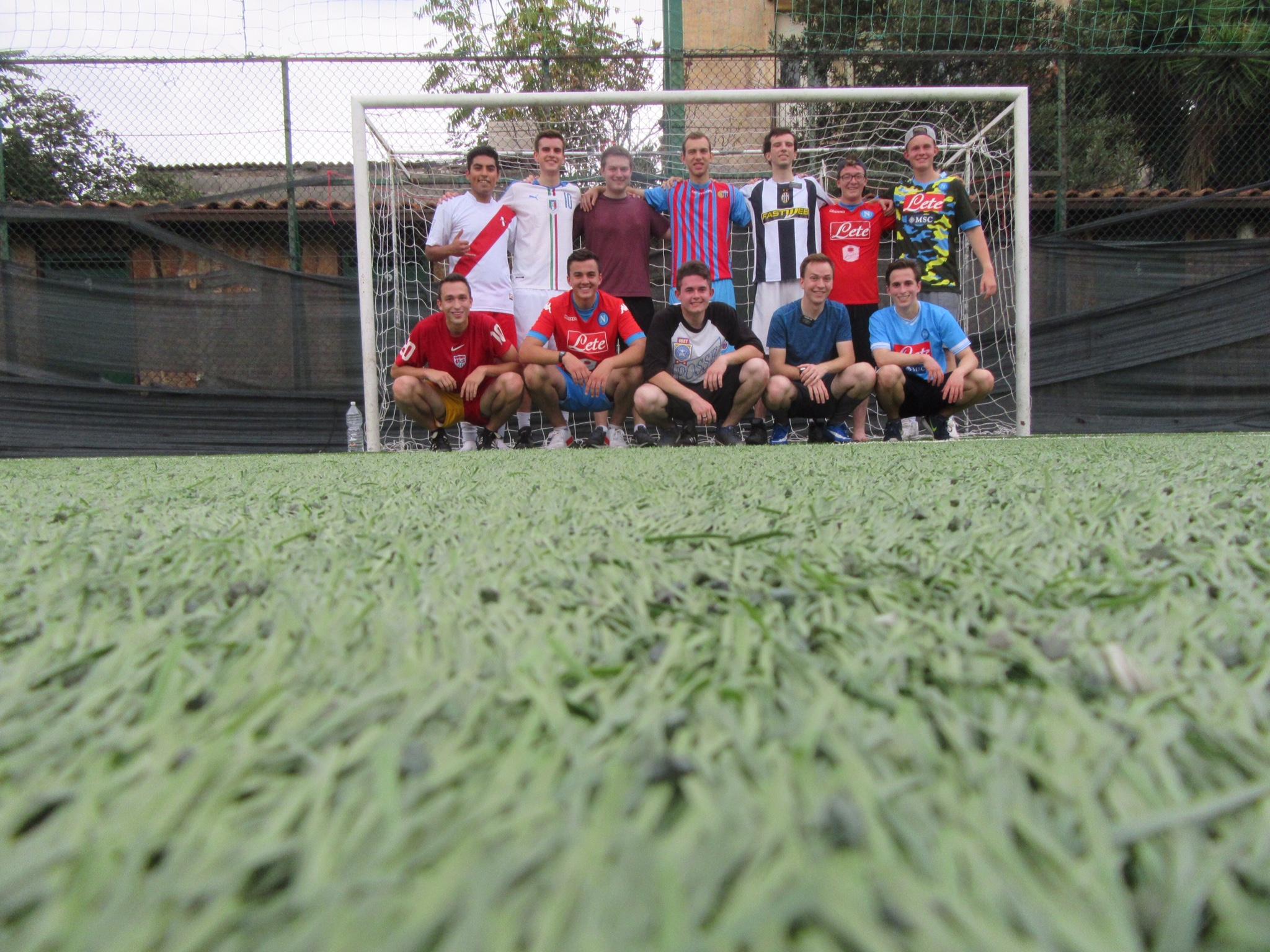 Catania Zone Soccer, Nov. 2016